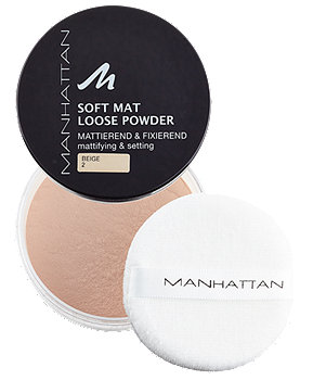 Manhattan Soft Mat Loser Puder