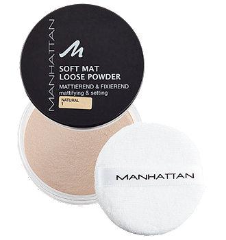 Manhattan Soft Mat Loser Puder