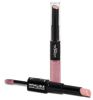 L'Oréal Paris Indefectible 2-Phasen Lippenstift