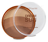 Maybelline Dream Sun Triple Bronzing Puder
