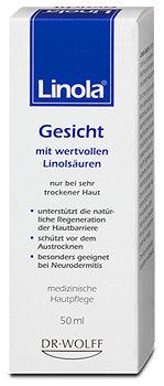 Linola Gesicht medizinische Hautpflege