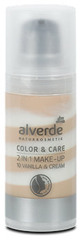 alverde 2in1 Color & Care Make-Up