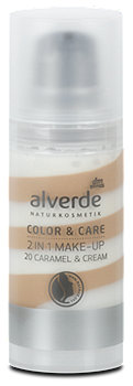 alverde Color & Care 2in1 Make-Up