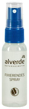 alverde Fixierendes Spray