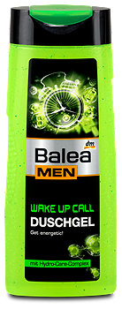 Balea MEN Wake Up Call Duschgel