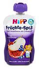 Hipp Früchte-Spaß Apfel-Heidelbeere mit Granatapfel