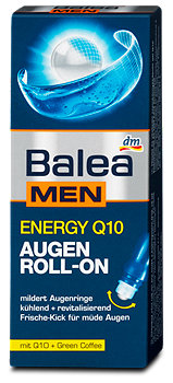 Balea MEN Energy Q10 Augen Roll-On