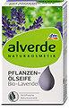 alverde Pflanzen-Ölseife Lavendel