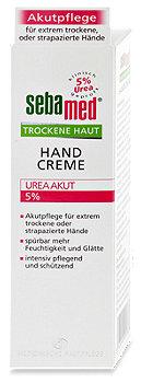 sebamed  5% Urea Akut Handcreme Trockene Haut