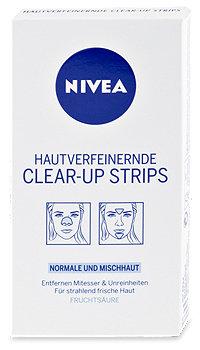 Nivea Hautverfeinernde Clear-Up Strips