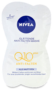 Nivea Q10plus Glättende Anti-Falten Maske