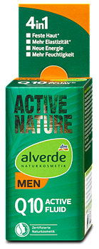 alverde MEN 4in1 Active Fluid