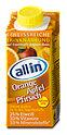 allin eiweissreiche Trinknahrung Orange-Apfel-Pfirsich Drink