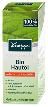 Kneipp Naturkosmetik Bio Hautöl