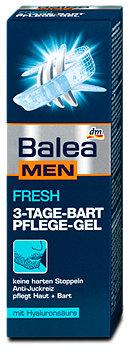 Balea MEN Fresh 3-Tage-Bart Pflege-Gel