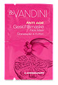 aldo Vandini Anti Age Gesichtsmaske Granatapfel & Koffein