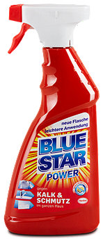 Blue Star Power Reiniger