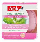Aok First Beauty mattierender Kompaktpuder