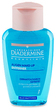 Diadermine Essentials Augen Make-Up Entferner