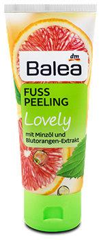 Balea Lovely Fußpeeling