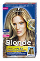 Blonde Super Strähnchen Aufheller Coloration