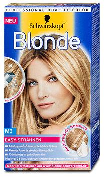 Blonde Strähnchen Dauerhafte Aufhellung