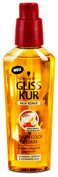 Gliss Kur Hair Repair Ultimate Color Öl-Elixier