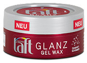 3 Wetter taft Glanz Gel-Wax Haarwachs