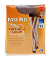 FASCÍNO Supersitz Color Feinstrumpfhose 20 DEN