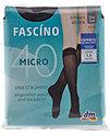 FASCÍNO Micro Kniestrümpfe 40 DEN