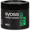 syoss Professional Performance Max Hold Power Wax