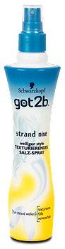 got2b strand nixe Texturierendes Salz-Haarspray