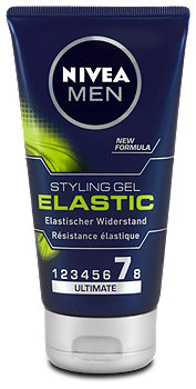 Nivea Men Styling Gel Elastic