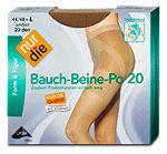 nur die Form & Figur Bauch-Beine-Po Feinstrumpfhose 20 DEN