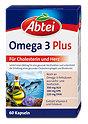 Abtei Omega 3 Plus mit Omege-6-9-Fettsäuren Kapseln