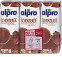 alpro Soya Choco Drink 3er-Pack