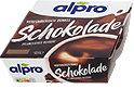alpro Soya Dessert Dunkle Schokolade Feinherb