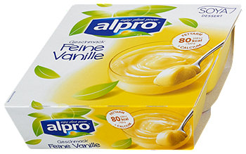 alpro Feine Vanille Soya-Dessert