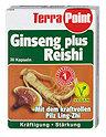 TerraPoint Ginseng plus Reishi Kräftigung & Stärkung Kapseln