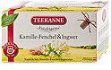 Teekanne Kräutergarten Kamille-Fenchel & Ingwer Tee