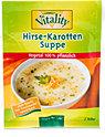 Vitality Hirse-Karotten Suppe