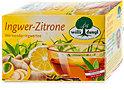 willi dungl Ingwer-Zitrone Tee