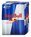 Red Bull Energy Drink 4er Pack