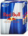 Red Bull Energy Drink 4er Pack