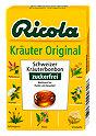 Ricola Schweizer Kräuterbonbon zuckerfrei Kräuter Original