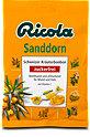Ricola Schweizer Kräuterbonbon mit Süßungsmitteln Sanddorn