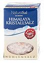 NaturaSal Himalaya Kristallsalz Mühlensalz