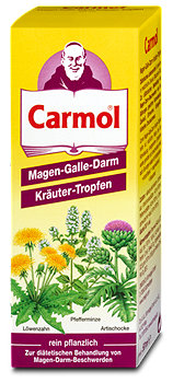 Carmol Magen-Galle-Darm Kräuter-Tropfen