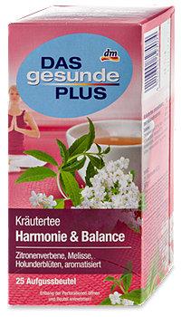 DAS gesunde PLUS Harmonie & Balance Tee