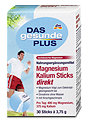 DAS gesunde PLUS Magnesium-Kalium Sticks